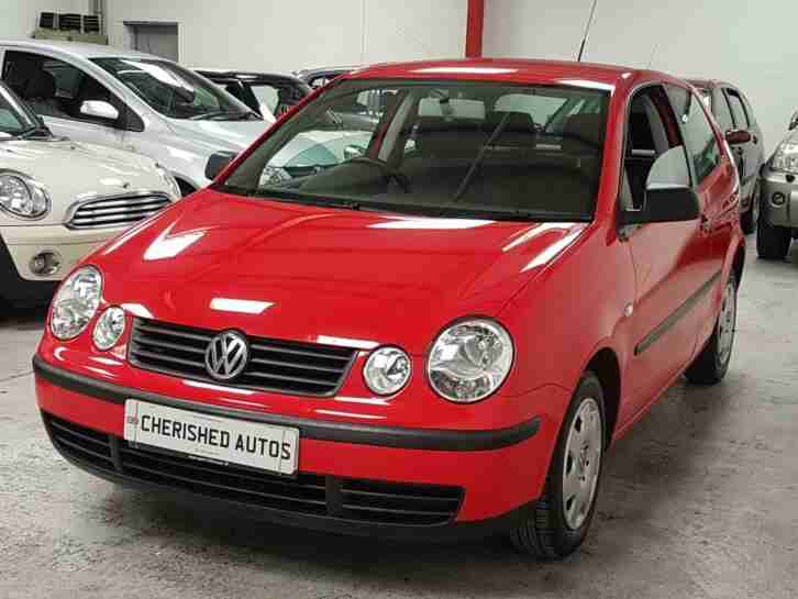 Polo 1.2 E GENUINE 29,000 MILES