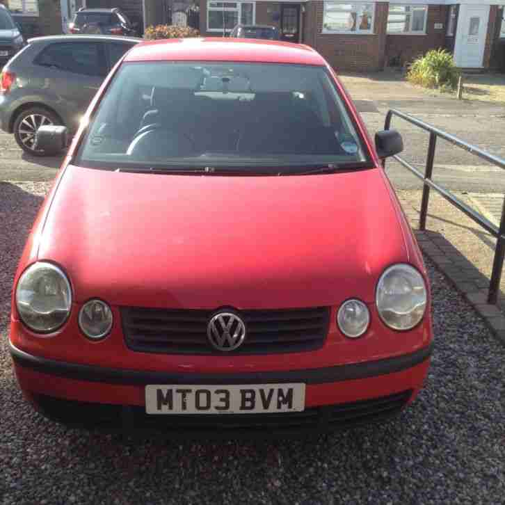 Volkswagen Polo 1.2S. Volkswagen car from United Kingdom