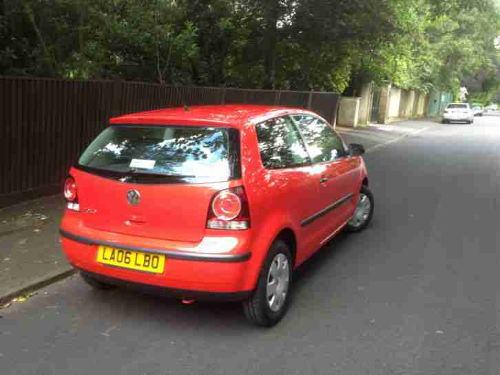 Volkswagen Polo 1.2cc E 55 2006 Only 38,379 miles, One owner, Full History VGC