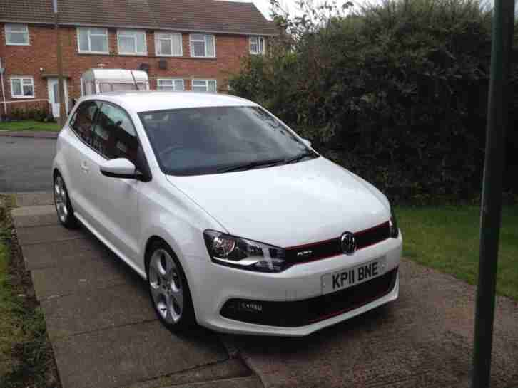 Volkswagen Polo 1.4. Volkswagen car from United Kingdom