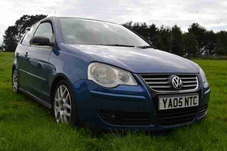 Volkswagen Polo 1.4 Sport 3dr 9N3 modified