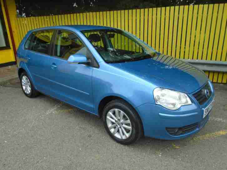 Volkswagen Polo S. Volkswagen car from United Kingdom
