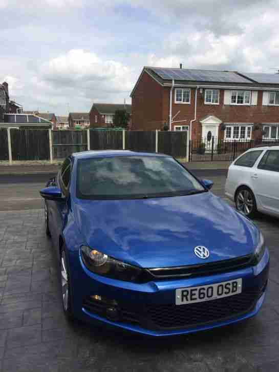 Volkswagen Scirocco GT 170 leather+rear park