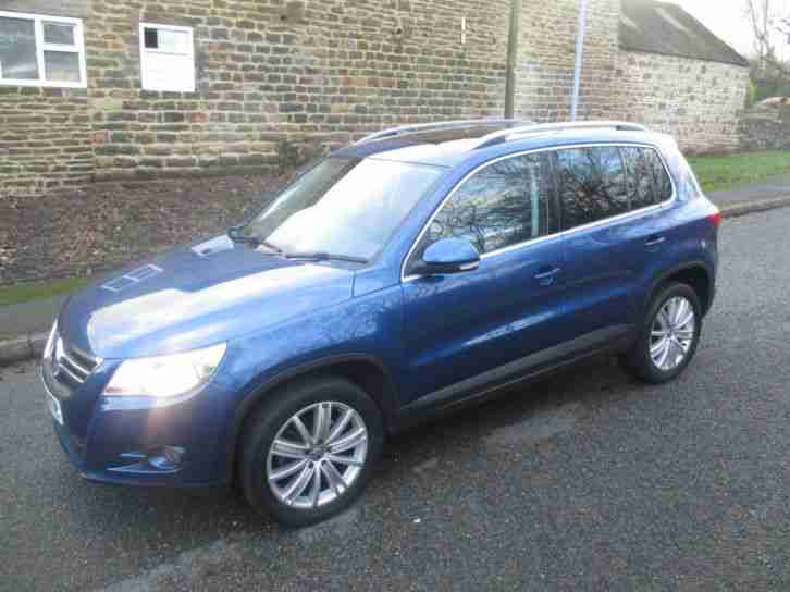 Volkswagen Tiguan 2.0TDI ( 170ps ) 4Motion 2009MY Sport