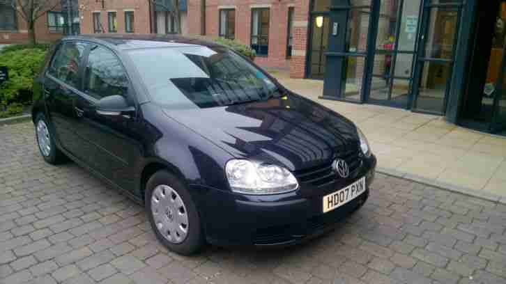 Volkswagon Golf 1.9. Volkswagen car from United Kingdom