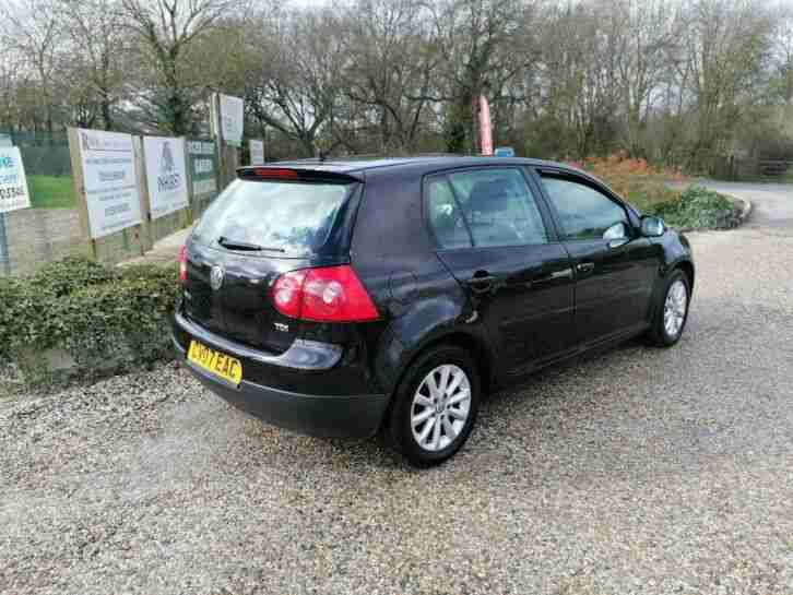 Volkswagon golf 1.9 tdi match 105 2007 07