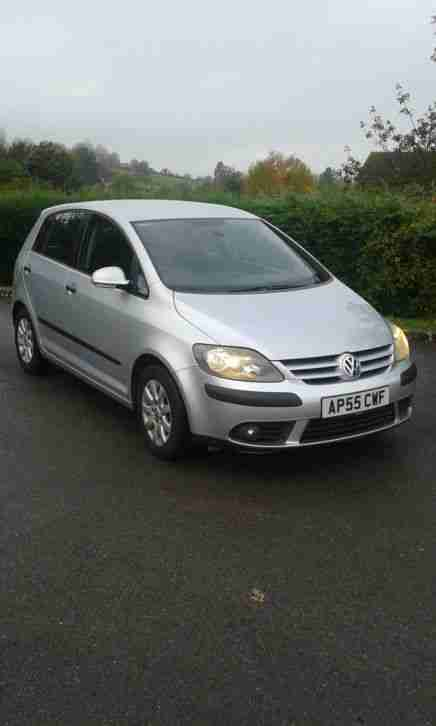 Volkswagon golf plus 1.9tdi 2006 full history. one previous owner