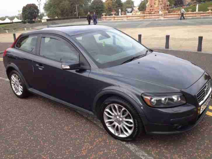 Volvo C30 1.6. Volvo car from United Kingdom