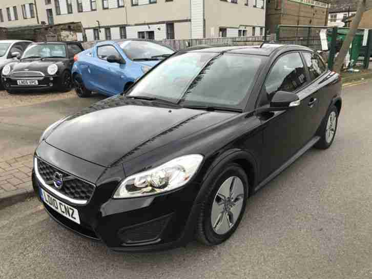 Volvo C30 1.6D. Volvo car from United Kingdom