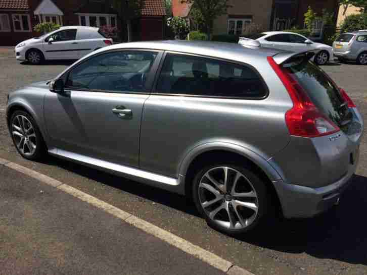 volvo c30 d5 2 4 se sport r design geartronic 2dr 2007 car for sale. Black Bedroom Furniture Sets. Home Design Ideas