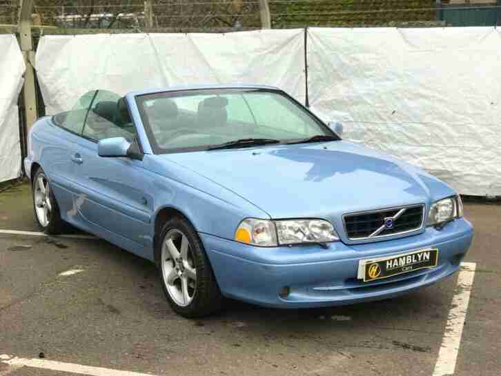 C70 T GT 2.5 Cabriolet 2005, Only