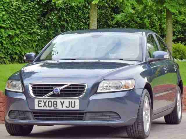 Volvo S40 1.8 S PETROL MANUAL 2008/08