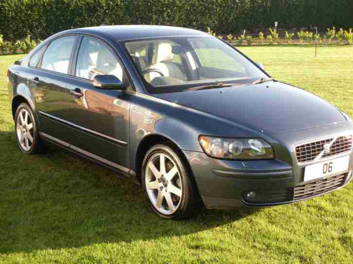 S40 2.4i Geartronic 2006MY SE