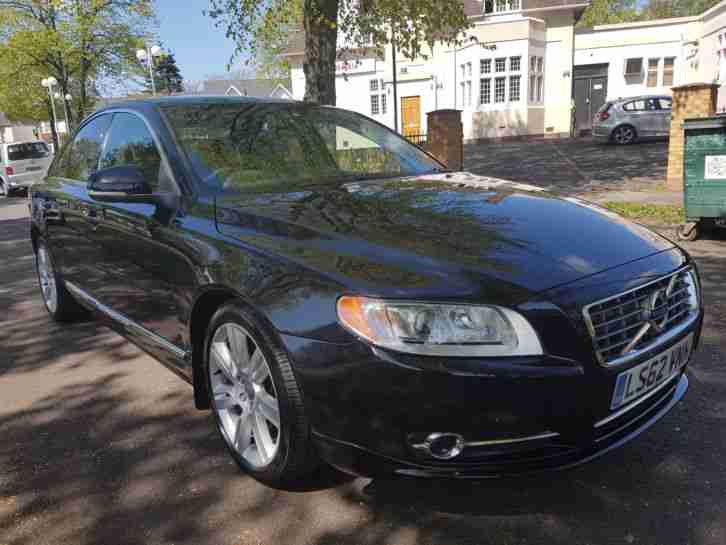Volvo S80 1.6 Diesel Automatic Drive Nav 4dr Powershift