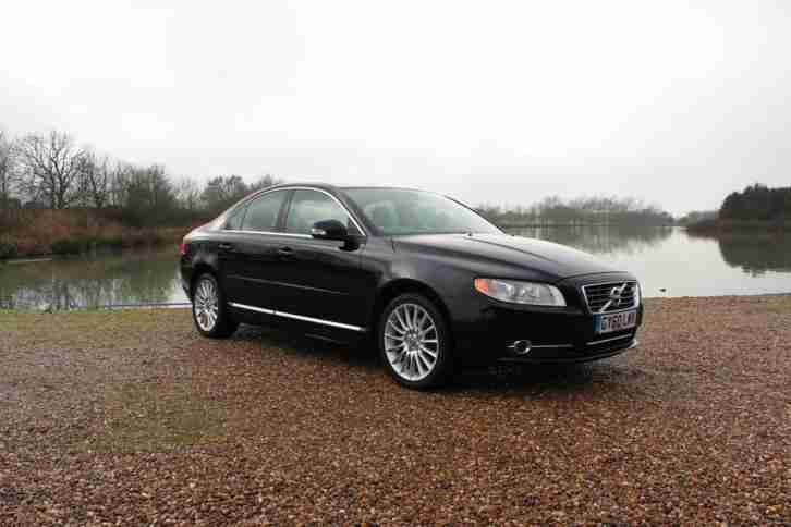S80 2.0D D3 Geartronic 2011MY Executive
