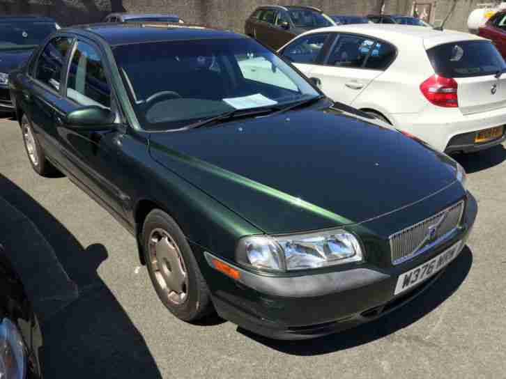 Volvo S80 2 4 140 bhp Automatic PX to Clear