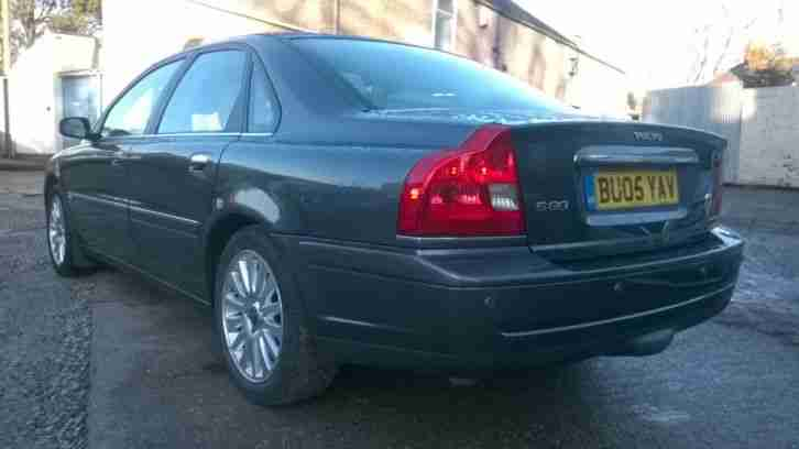 Volvo S80 2.4 D5 Diesel SE Automatic 2005