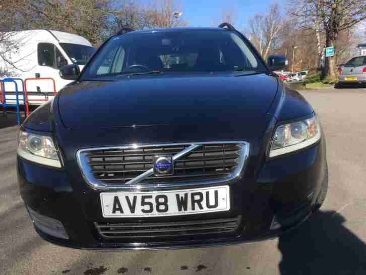 V50 1.6D 2009MY DRIVe S, New MOT
