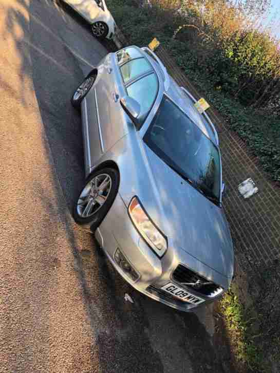 Volvo V50 1.6D. Volvo car from United Kingdom