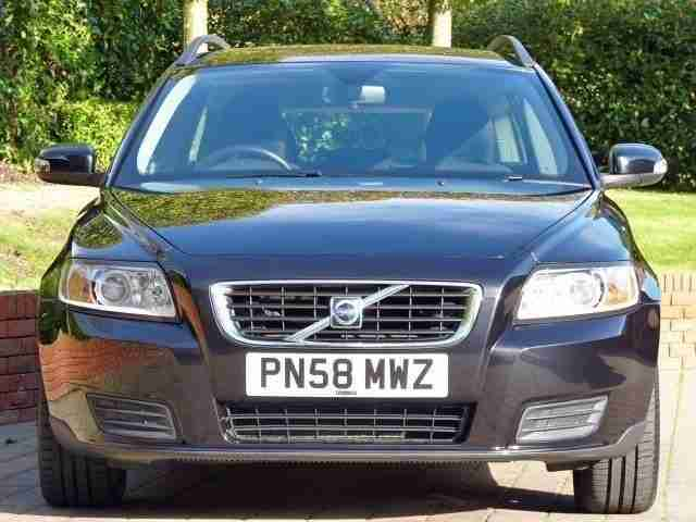 Volvo V50 1.8 S Estate PETROL MANUAL 2008/58