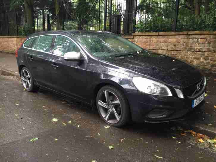 Volvo V60 1.6D DRIVe ( 115ps ) ( s s ) 2011MY R Design (2011)