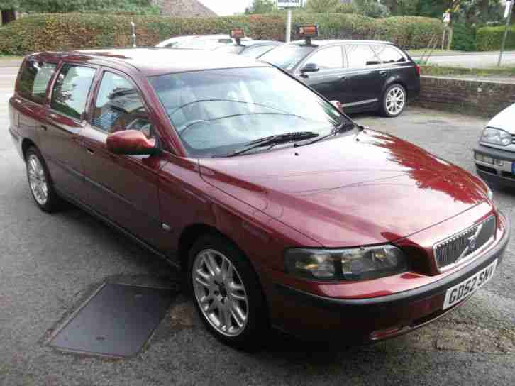 V70 2.4 2002 D5 SE Manual Estate