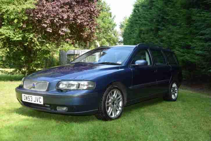 volvo v70 d5 se auto diesel 2004 car for sale. Black Bedroom Furniture Sets. Home Design Ideas