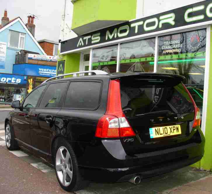 Volvo V70 R Design D5 SE LUX Diesel Sat Nav. Car For Sale