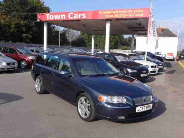 Volvo V70 SE D5 2007 DIESEL AUTOMATIC 2007 57
