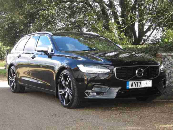 V90 D5 AWD R Design Geartronic with