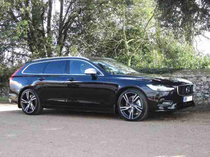 volvo v90 d5 awd r design geartronic with panoramic. Black Bedroom Furniture Sets. Home Design Ideas