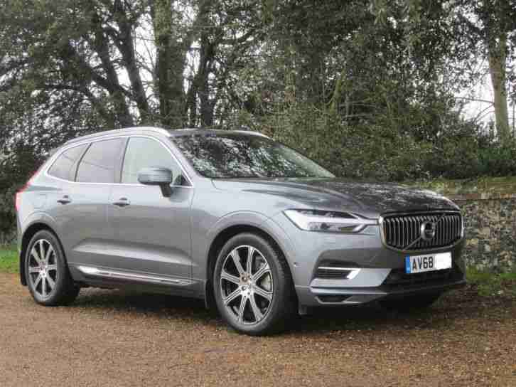 Volvo XC60 2.0 T8 ( 407bhp ) AWD Twin Engine Geartronic 20 Inscription PRO
