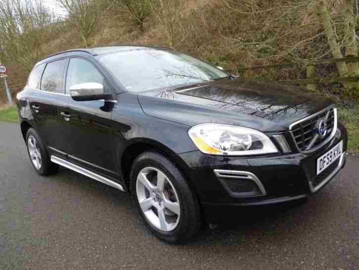 Volvo XC60 2.4 D R-Design Geartronic 5dr