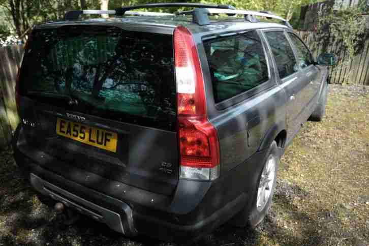 Volvo XC70 D5. Volvo car from United Kingdom