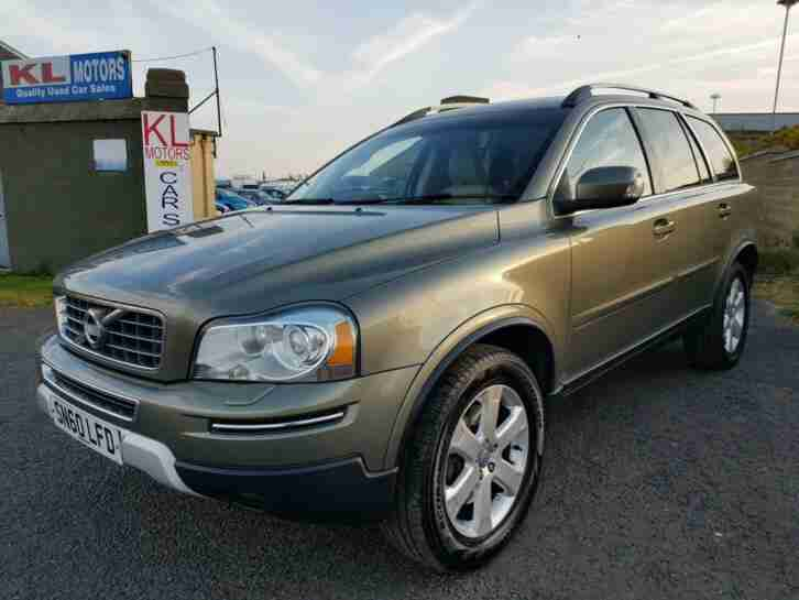 Volvo XC90 2.4 D5 SE Lux Auto AWD, FULL SERVICE HISTORY