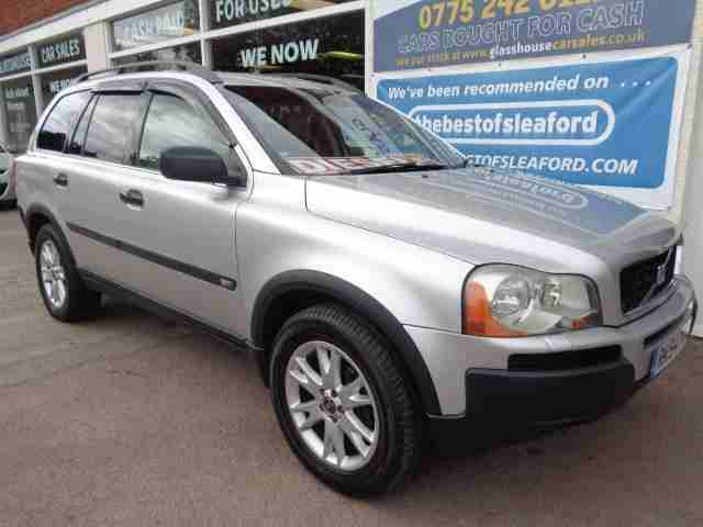 XC90 2.4 Geartronic 2005MY D5 SE