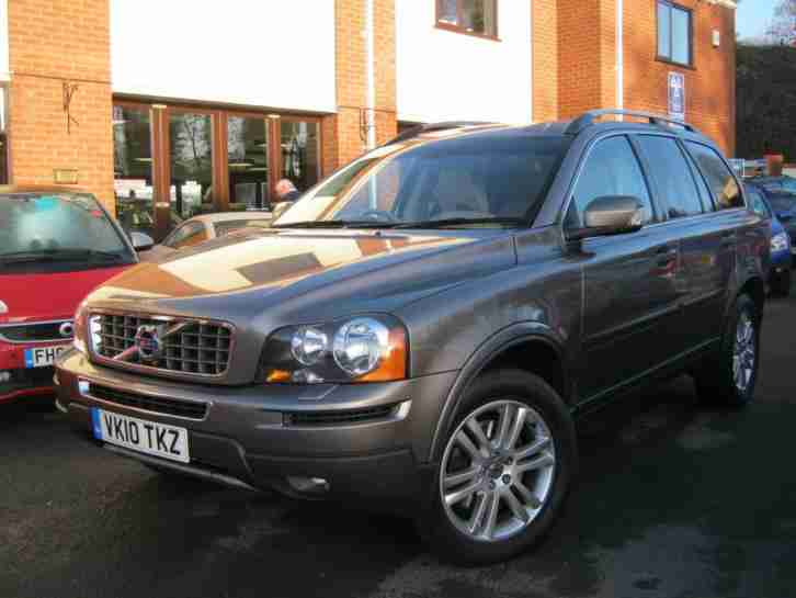Volvo XC90 D5 Executive Awd One Owner Full Volvo History DIESEL 2010/60