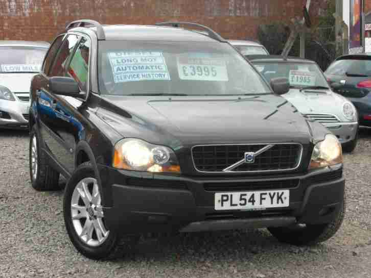 Volvo XC90 D5. Volvo car from United Kingdom