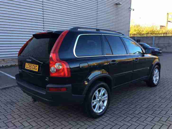 Volvo XC90 D5 SE DIESEL AUTOMATIC 2006 56