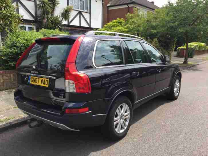 Volvo XC90 luxury 2.4 litter diesel