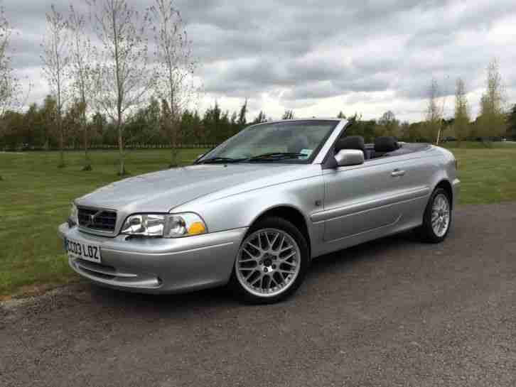 volvo c70 t 2 0 collection cabriolet 2003 03 car for sale. Black Bedroom Furniture Sets. Home Design Ideas