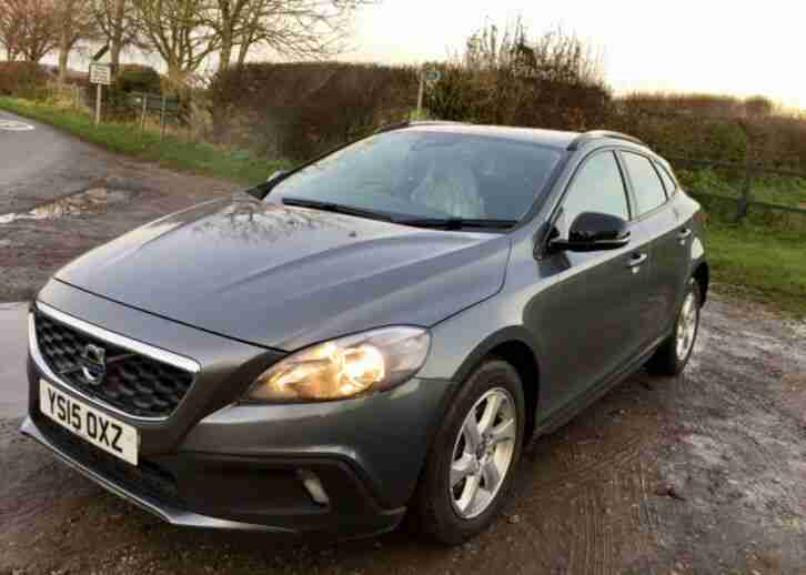 v40 cross country Automatic geartronic