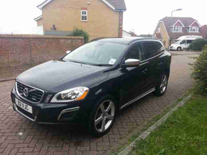 volvo xc60 d3 163bhp r design premium 2010 car for sale. Black Bedroom Furniture Sets. Home Design Ideas