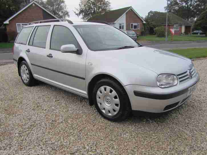 Vw Golf Tdi. Volkswagen car from United Kingdom