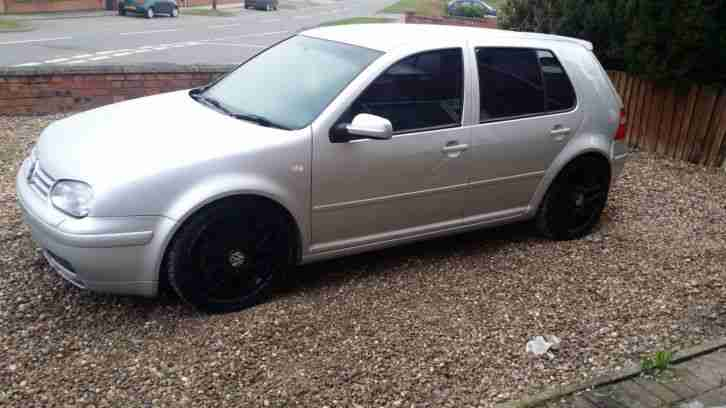 vw golf mk4 gt tdi 150 remapped lowered car for sale. Black Bedroom Furniture Sets. Home Design Ideas