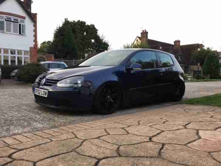 Vw Mk5 Golf. Volkswagen car from United Kingdom