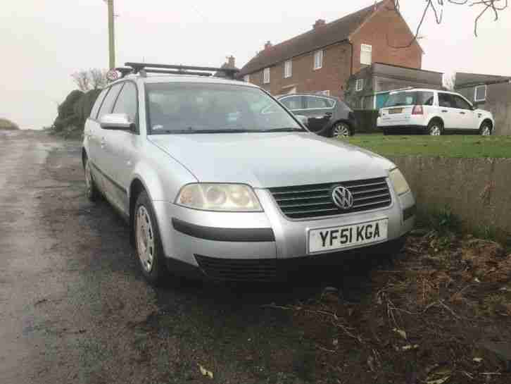 Vw Passat Estate 1.9 Tdi 130bhp