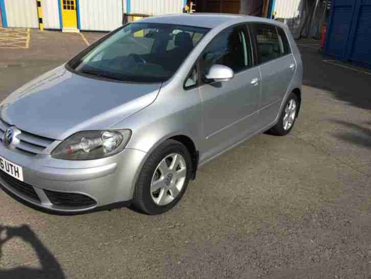Vw golf plus. Volkswagen car from United Kingdom