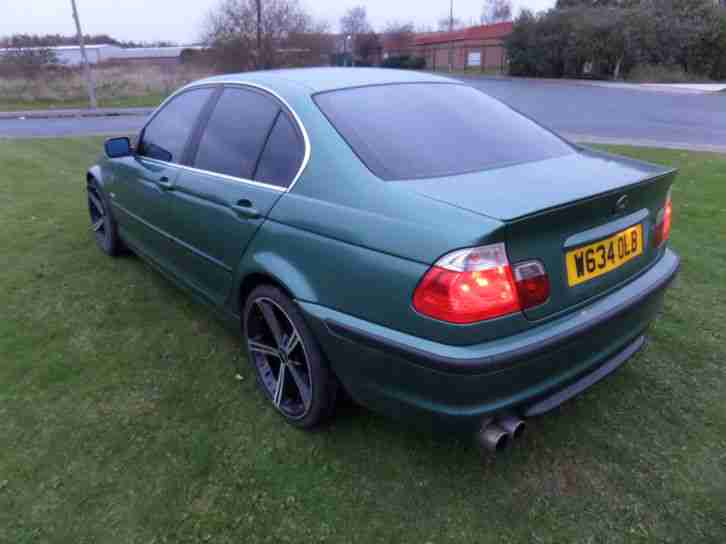 W REG BMW 328I SE 4 DOOR SALOON, MANUAL, BIG ALLOYS, XENON LIGHTS,