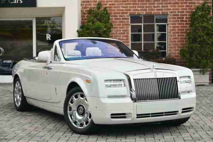 WANTED PHANTOM DROPHEAD